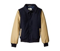 The Children's Place Baby Boys' Lettermen Jacket, Tidal