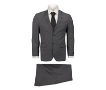 Tahari Mens 2-Piece Suit-031, Light Grey