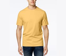 Club Room Men's Paxton Crew-Neck T-Shirt, Magnolia