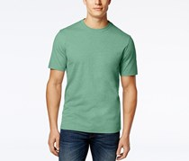 Club Room Mens Paxton Crew-Neck T-Shirt, Neptune Beso
