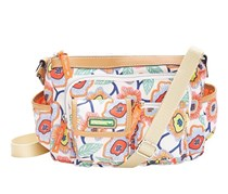 Lily Bloom Libby Crossbody Bag,Retro Blossoms