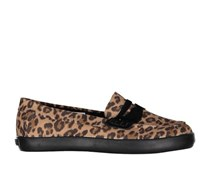 Cole Haan Kids Girls' Pinch LTE Shoes, Leopard Print