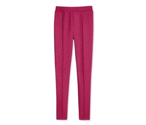 Epic Threads Girls' Pintucked Ponte Pants, Beet Red