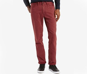 Levis Mens 541 Line 8 Jeans, Chocolate Truffle Twill