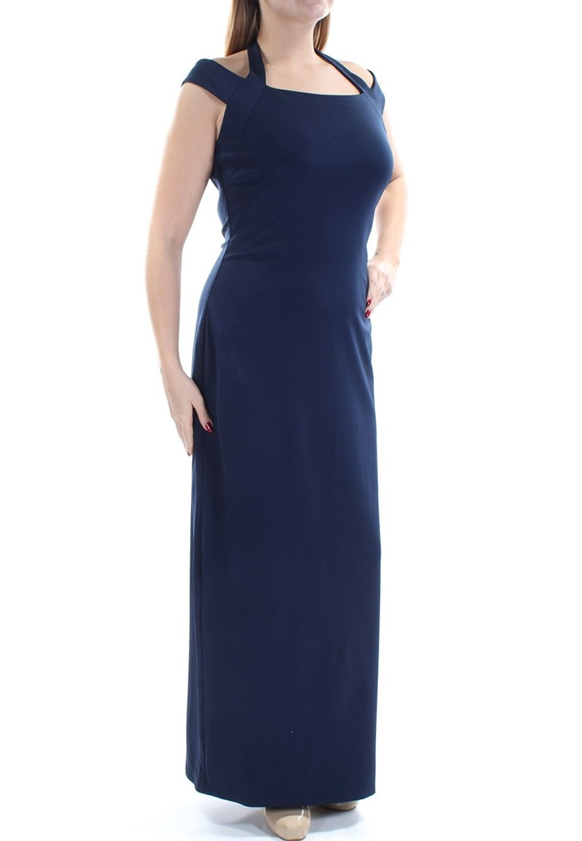 56618db988cf7 Shop Ralph Lauren Lauren Ralph Lauren Jersey Off-The-Shoulder Gown ...