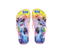Ipanema Rio INF Girls Slipper, Pink
