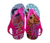 Ipanema Chinelo Baby Girls, Blue/Pink