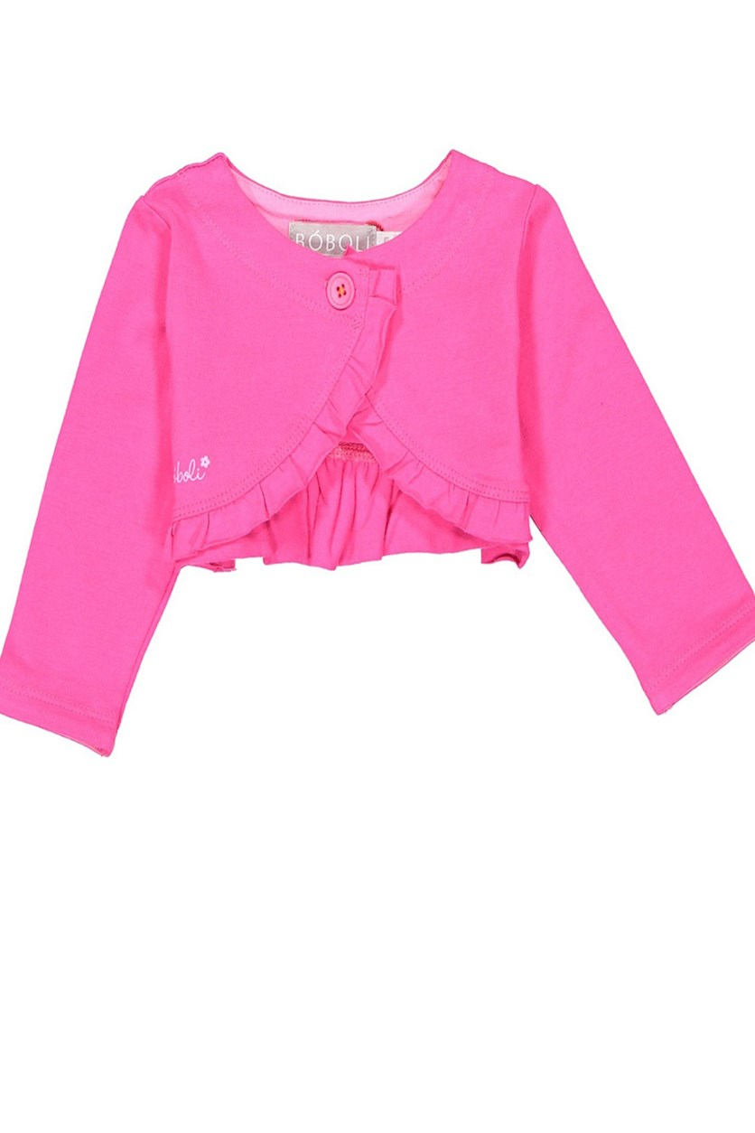 Baby Girl's Cardigan, Pink