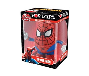 Hasbro Mr. Potato Head Spiderman Figure Toys, Red