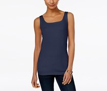 Style & Co. Scoop-Neck Tank Top, Ink