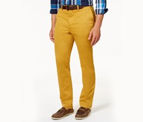 Men's Slim-Fit Stretch Chinos, Vant Gold
