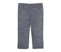 Andy & Evan Chambray Pant, Blue