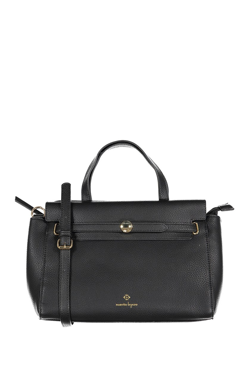 New Arabelle Satchel, Black