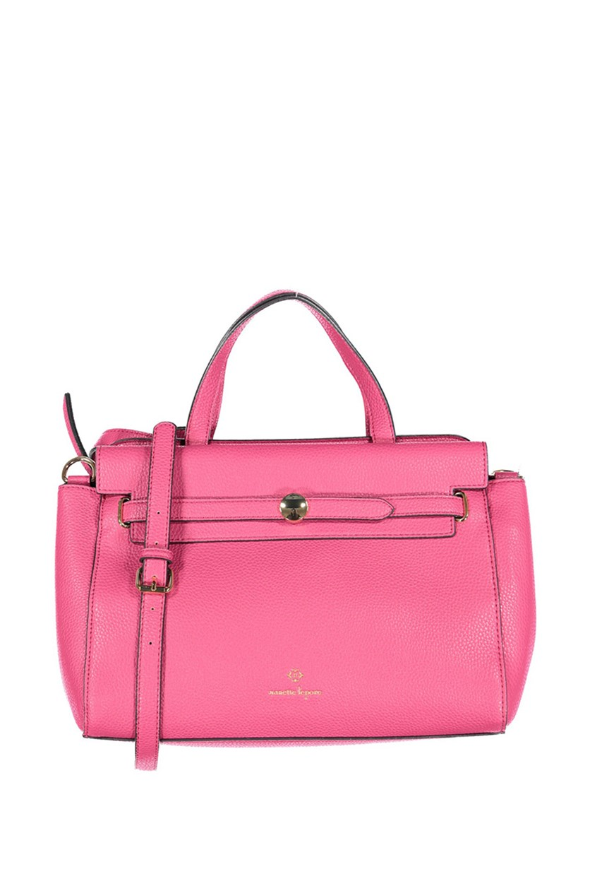 New Arabelle Satchel, Fuchsia