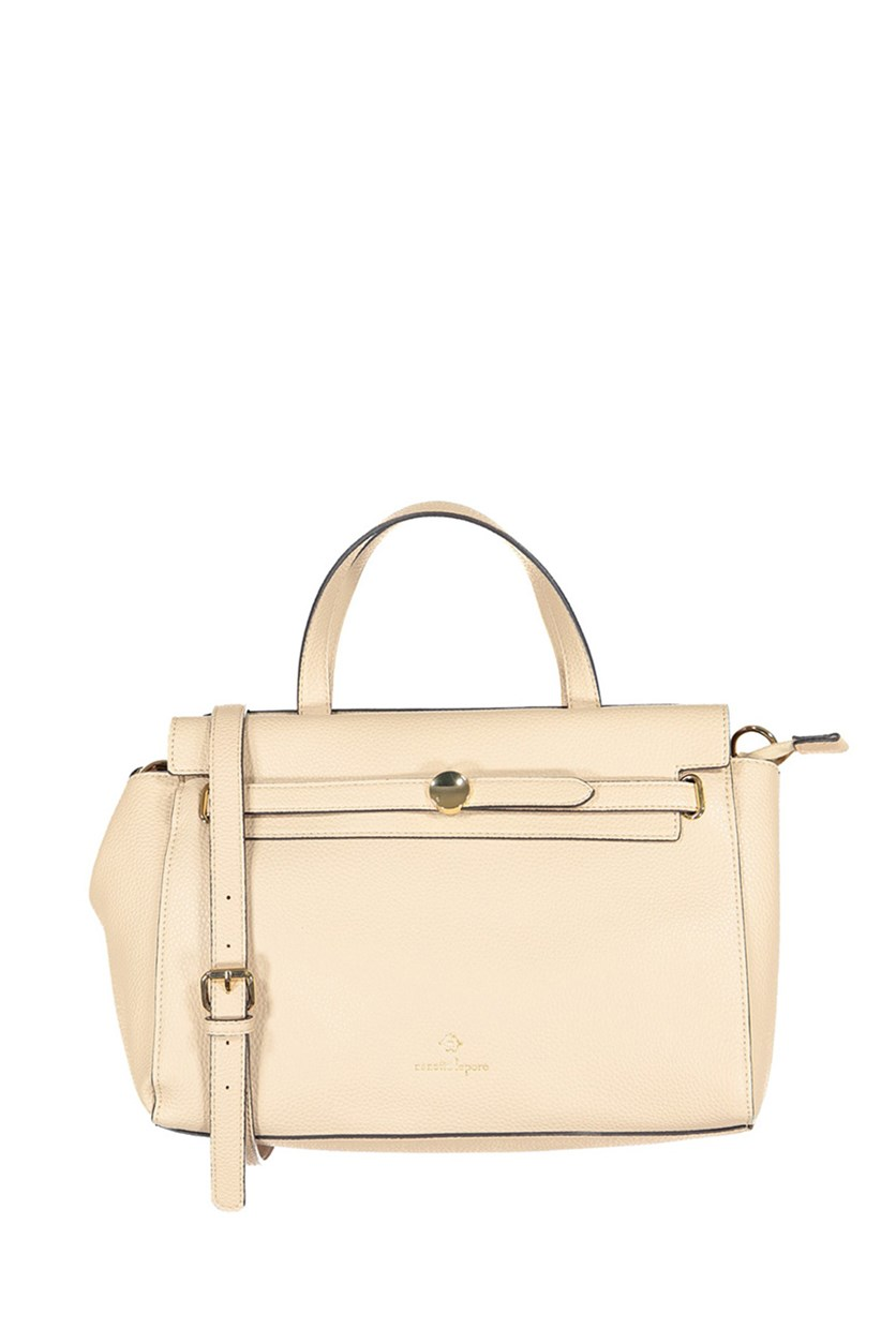 New Arabelle Satchel, Oatmeal