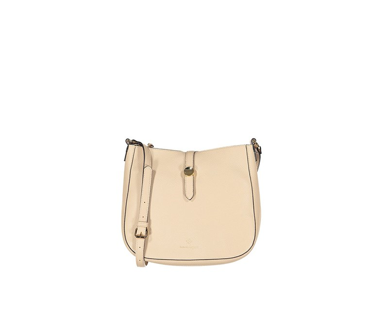 New Arabelle Crossbody Bag, Oatmeal