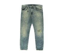 Ralph Lauren Distressed Boyfriend Jeans, Oceanside