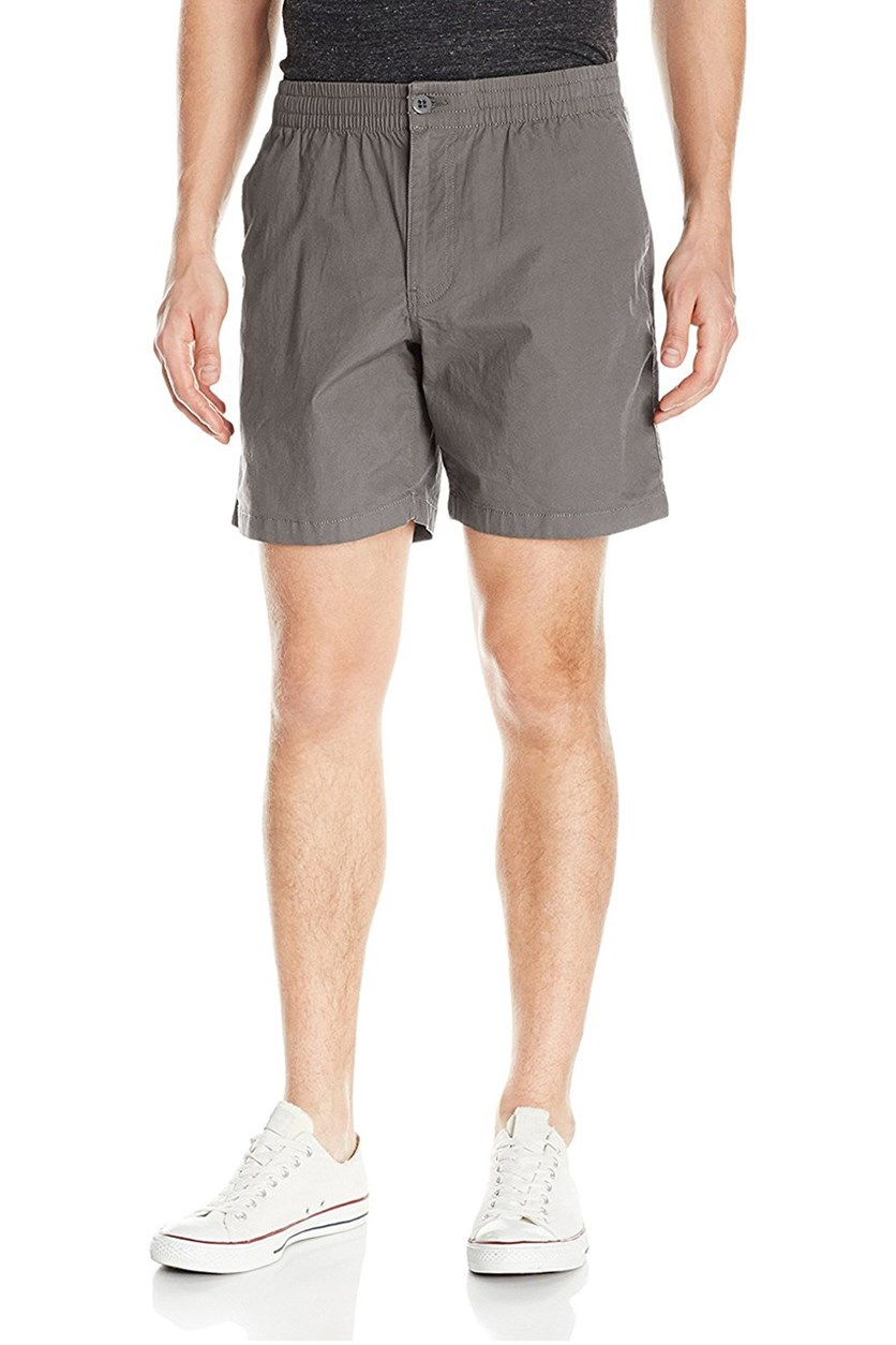Men's Straight Fit Weekend Cruiser Short, Burma Grey