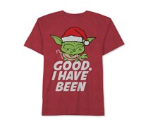 Star Wars Good I Have Been Santa Yoda, Red
