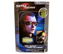 Spy Gear Video Glasses