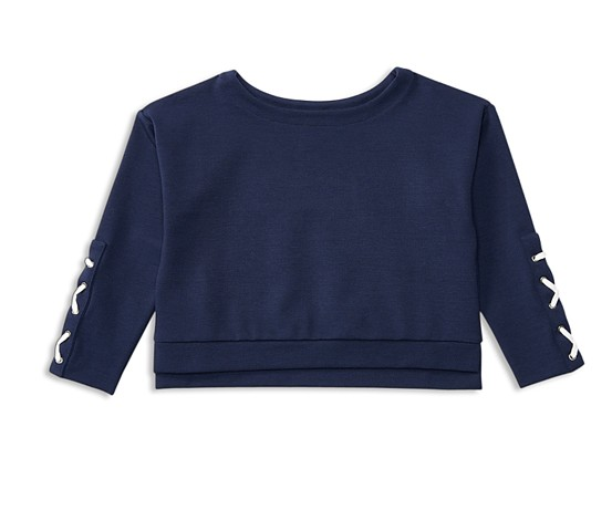 Ralph Lauren Long Sleeves Tee, Resort Navy
