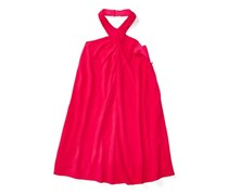 Polo Ralph Lauren Girl's Gauze Dress, Pink