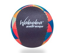 Waboba Extreme Ball, Charcoal/Blue/Red