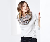 Women Loop scarf, Multicolor