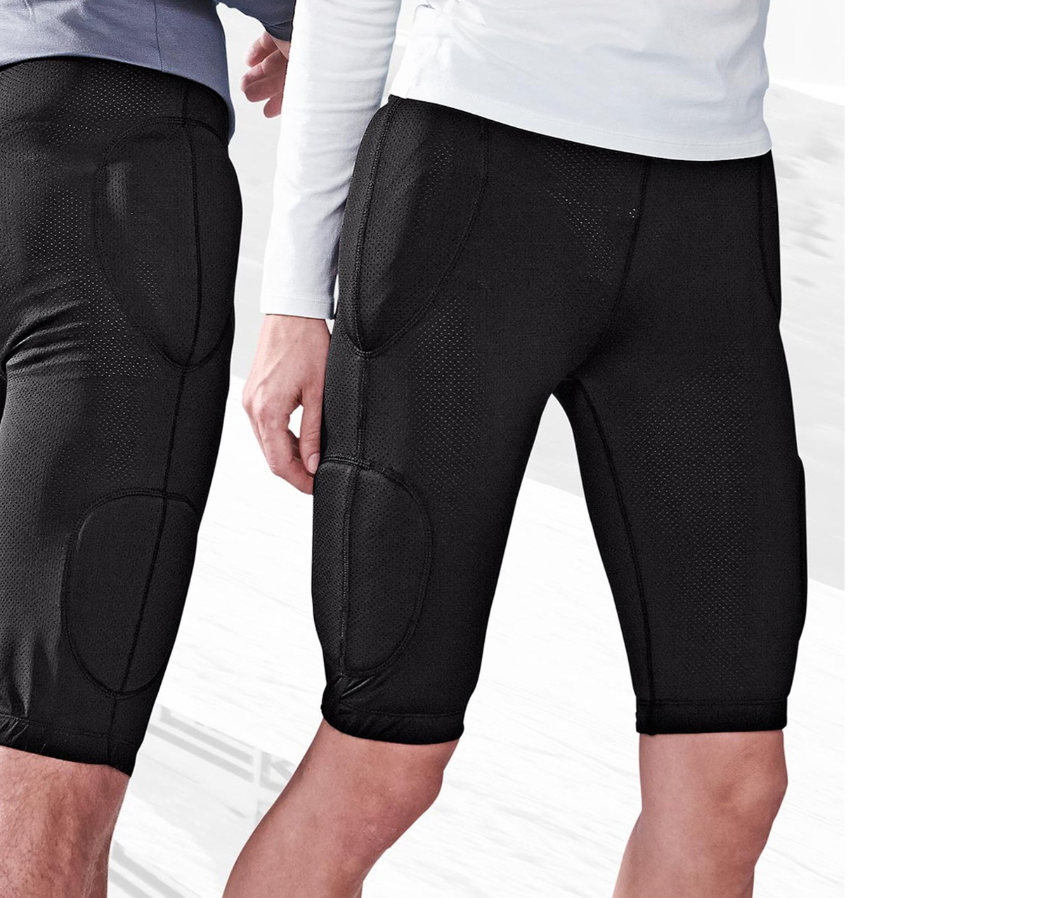 Men's Protector Trousers, Black