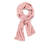 Women's Knitted Scarf, Rose