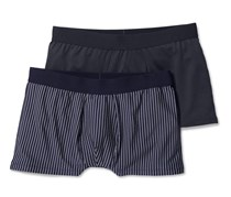 Men Slipboxer, Navy Blue