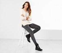 Women's Treggings, Anthracite