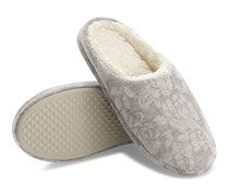 Womens House Slippers, Grey