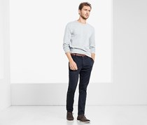 Men's Chino, Dark Blue
