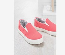 Kids Slip On Sneaker, Peach
