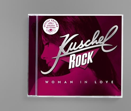 Shop Tchibo Kuschel Rock CD, Woman in Love for Home & Living in