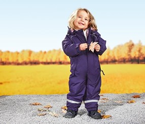Toddler Girls Snowsuit, 1pc