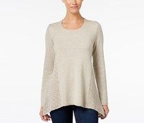 Style Co. Scoop-Neck Sweater, Hammock Heather