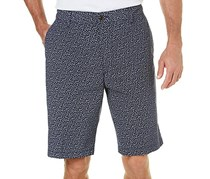 Dockers Men's Micro-Anchor Perfect Shorts, Navy
