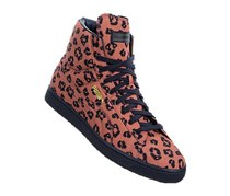 Puma Basket Mid x HOH Leonine Total Eclipse, Fusion Coral