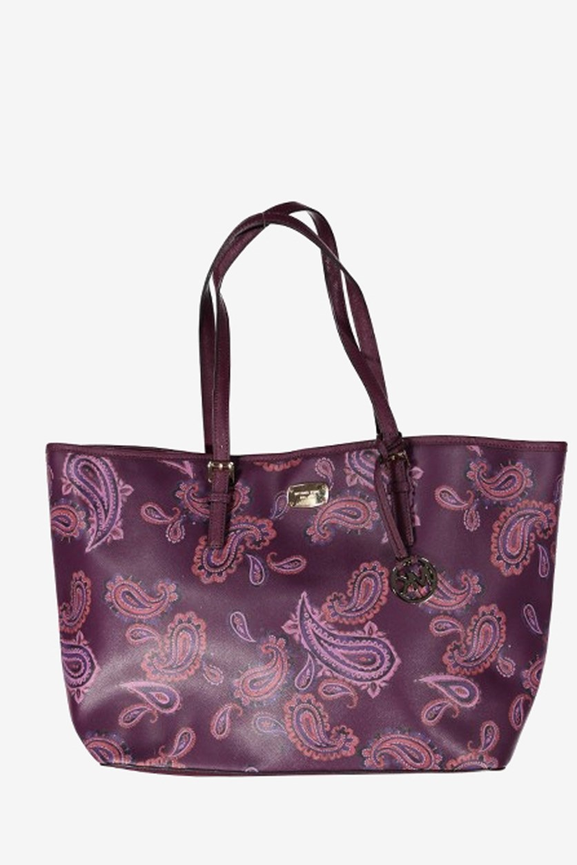 Jet Set Travel LG Carryall Tote Bag, Plum