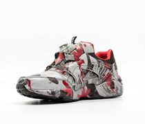 Puma Disc Blaze Camo Trapstar, Black/White Barb Cherry