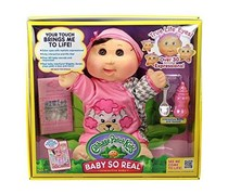 Cabbage Patch Kids Baby So Real Brunette