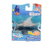 Disney Finding Tile Hunk Swiggles Fish, White