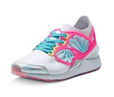 Puma  Sophia Webster Pearl Cage Low Sneakers, White/Pink
