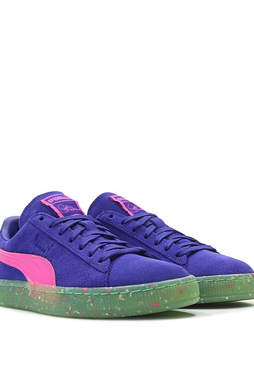 official photos 35a50 ea197 Shop Puma Puma Women's Sophia Webster Suede Shoes, Spectrum ...