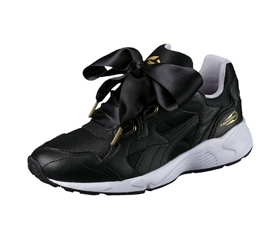 218966f8497 Shop Puma Puma Prevail Heart Sneakers, Black for Women Shoes in ...