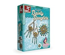 Paper Quilled Make Dainty Danglers