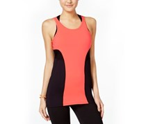 Compression Tank Top, Glowing Ember