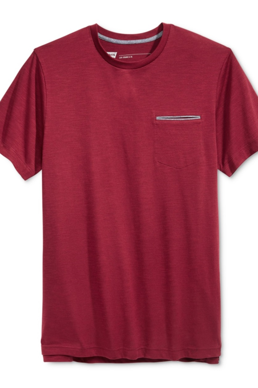 85a55c4f Shop levi's Levi's Men's Mark T-Shirt, Zinfandel for Men Clothing in ...